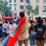Steven baboun LGBT march